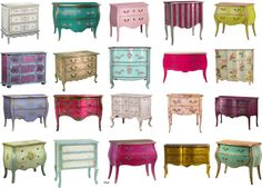 Vintage Metal Cabinet Love the polka dots Modern Interior Design, Colors, Lighting brown & white bedrooms ideas for painting the sixties fre. Furniture Makeover, Furniture Decor, Painted Furniture, Furniture Stores, Furniture Outlet, Green Furniture, Furniture Cleaning, Furniture Repair, Distressed Furniture