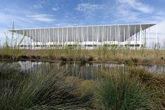 Stade Matmut Atlantique à Bordeaux (Gironde)