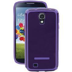Samsung(R)Galaxy S(R) 4 Tactic Case (Plum/Lavender) - BODY GLOVE - 9332203