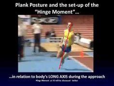 A High Jump tech model - Clymer version Pole Vault, Ppt Presentation, High Jump, Training Videos, Track And Field, Drills, Fitness Motivation, Tech, Fit Motivation