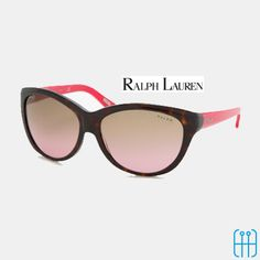 Ralph Lauren Sunglasses / Lentes de Sol.    Color Lentes: Marrón degradado. Género: Mujer.  Marco: 59mm.