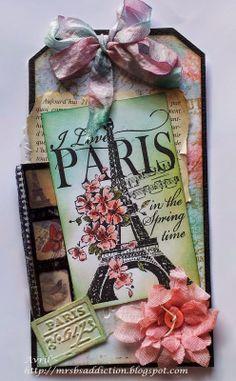 Paris Tag