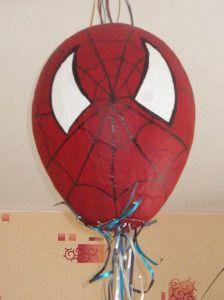 Pinata-spiderman 0124