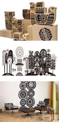 Norwegian illustrations...