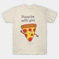 Funny Pizza Pun T-Shirt