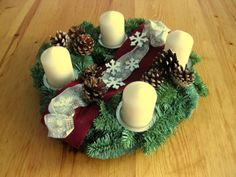 German Advent Wreath Traditions