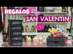 3 REGALOS FÁCILES Y BONITOS PARA SAN VALENTíN -DIY   What The Chic - YouTube