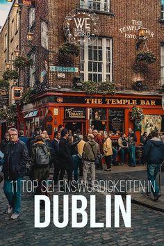 Dublin landmarks: 11 great things to see and do - Dublin Tips – The 11 top Dublin sights you cannot miss on your Ireland trip trip - Dublin Sights, Dublin Day Trips, Dublin Travel, Ireland Travel, Asia Travel, Ireland Vacation, Dublin Library, Dublin House, Dublin Castle