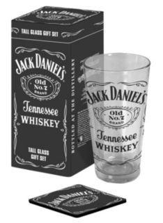 Jack Daniels Tall Glass Set $29.99