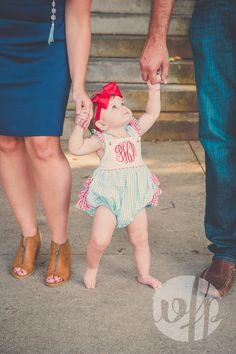 Precious family photography. Downtown Fayetteville, Arkansas. Whitney Flora Photography.