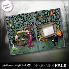 Halloween's night QP book free
