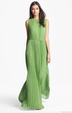 Green summer tumblr dress 2015