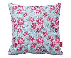 Cuscino arredo con stampa decor Flowers - 43x43 cm