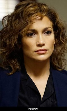 Jennifer Lopez's Shades of Blue Hairstyle Is All About Embracing 1 Thing