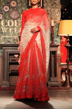 Sabyasachi Delhi Couture Week 2012 (Not really a costume, but also not a typical wardrobe item for me! Lehenga, Sabyasachi, Anarkali, Lakme Fashion Week, India Fashion, Asian Fashion, Fashion Weeks, London Fashion, Indian Look