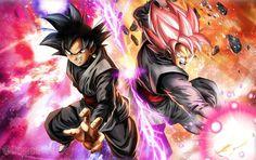 Black Goku/Super Saiyan Rose Black Goku