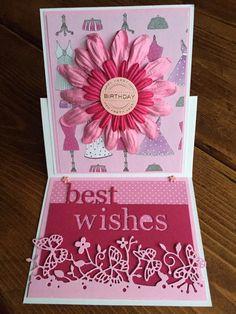 Memory box best wishes