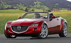 2014 Mazda MX-5 Miata and Alfa Romeo Spyder First Illustration and Specs – RoadandTrack.com