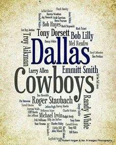 Dallas Cowboys Legends