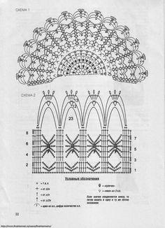 View album on Yandex. Crochet Shorts Pattern, Crochet Shawl Diagram, Crochet Fabric, Crochet Chart, Crochet Motif, Crochet Flowers, Crochet Hooks, Knit Crochet, Lace Knitting
