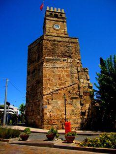 Antalya saat kulesi, Osman Ünlü