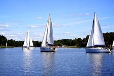 Mazury Lakes, Poland