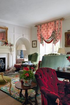 Diane Nutting, the former chatelaine of the Grade I-listed Chicheley Hall, downsized to this property, her late mother-in-law's manor house ...