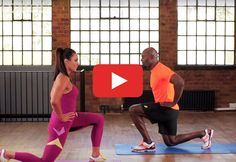 "Forget the ""booty"" craze. This focused routine will challenge you to build serious strength you can use. http://greatist.com/move/glutes-workout-video"