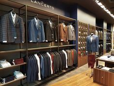 store concept and vm for LANCERTO