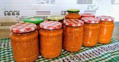 Pesto, Salsa, Bacon, Vitamins, Food And Drink, Cooking Recipes, Yummy Food, Favorite Recipes, Jar