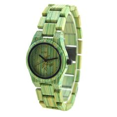 BEWELL Women Wood Watch Handmade Natural Colorful Bamboo Quartz Wristwatch Design Luxury Casual Watches for Female Cartier, Omega, Rolex, Top Luxury Brands, Swiss Army Watches, Wooden Watch, Casual Watches, Elegant Watches, Luxury Watches