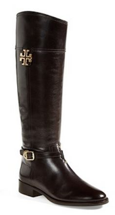 Gorgeous Tory Burch riding boot - 40% off! http://rstyle.me/n/mn5vmnyg6