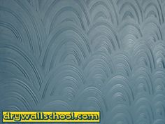 Pictures of various drywall textures, for ceiling possibilities