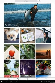 La nueva aplicación de Instagram para tabletas con Windows 10 ya se puede descargar