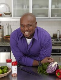 The Talk is celebrating Mother's Day all week! Today Food Network chef Aaron McCargo Jr. shows us how to make a delicious Mother's Day Brunch. (click pic to get recipe)