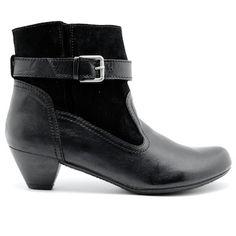 BOTIM MEIO SALTO - Sericoté Store Winter, Booty, Ankle, Store, Fall, Fashion, Middle, Winter Time, Autumn