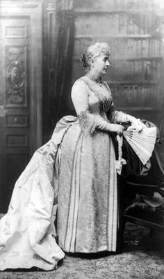 Caroline Harrison, First Lady of the United States.