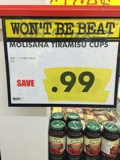 #save at #nofrills on everything #greatdeal #gpmsaves Tiramisu Cups, Grocery Store, Great Deals, No Frills, Fruit