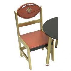 New Orleans Saints Kid's Chair