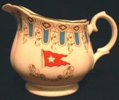Creamer from White Star Line