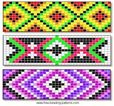 Indian cross stitch.