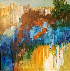 Changes by Judy Wilder Dalton Oil ~ 12 x 12
