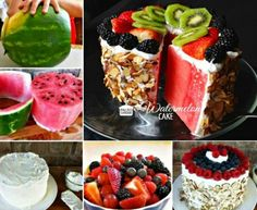 Watermelon Cake Is Easy, Healthy and Delicious | The WHOot