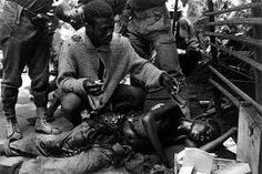 WWW.BIAFRANISM.COM: Crimes of GENOCIDE Committed by NIGERIA Against IG...