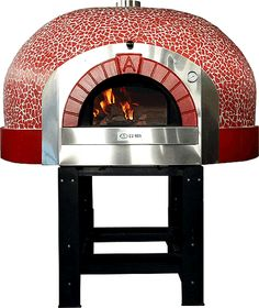 mosaic wood fired oven