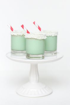 Eats // Christmas Cookie Ice Cream Shots