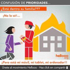 ·Confusión de prioridades  ·Priorities confusion