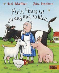 Mein Haus ist zu eng und zu klein: Vierfarbiges Pappbilderbuch von Axel Scheffler http://www.amazon.de/dp/3407795572/ref=cm_sw_r_pi_dp_mN-axb1ATJTJA