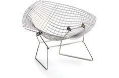 Bertoia Diamond Chair Miniatur