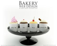 Bakery Web Design by saltshaker911.deviantart.com on @deviantART